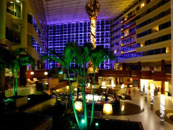 The Hyatt Regency in Greenville, SC benefits from commercial exterminator services.