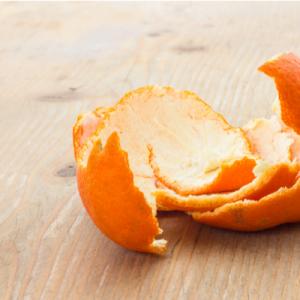 orange peel to repel silverfish